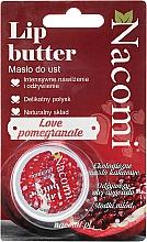 """Fragrances, Perfumes, Cosmetics Lip Balm """"Pomegranate"""" - Nacomi Lip Butter Love Granade"""