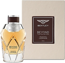 Fragrances, Perfumes, Cosmetics Bentley Majestic Cashmere - Eau de Parfum