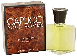 Fragrances, Perfumes, Cosmetics Capucci Man - Eau de Toilette