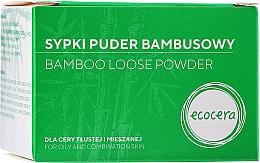 Fragrances, Perfumes, Cosmetics Bamboo Loose Powder - Ecocera Bamboo Face Powder