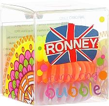 Fragrances, Perfumes, Cosmetics Hair Ring, 3,5 cm - Ronney Professional S4 MAT