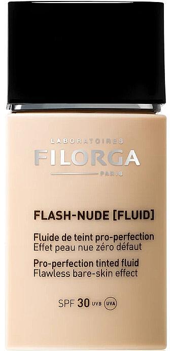 Foundation Fluid - Filorga Flash Nude SPF 30