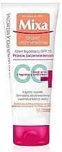 Fragrances, Perfumes, Cosmetics CC-Cream - Mixa Sensitive Skin Expert Soothing SPF15 Care