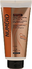 Fragrances, Perfumes, Cosmetics Repairing Oat Extract Hair Mask - Brelil Numero Total Repair Mask