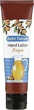 Fragrances, Perfumes, Cosmetics Hand Cream Balm with Argan Scent - Belle Nature Hand Lotion Argan
