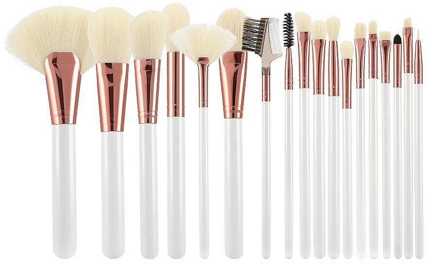 Makeup Brush Set, 18 pcs - Tools For Beauty