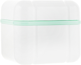Fragrances, Perfumes, Cosmetics Denture Storage Container with Strainer, BDC 111 - Curaprox Cleaning Box