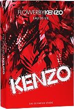 Fragrances, Perfumes, Cosmetics Kenzo Flower by Kenzo Eau de Vie - Set (edp/50ml+edp/mini/15ml)