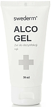 Fragrances, Perfumes, Cosmetics Hand Disinfection Gel - Swederm Alco Gel