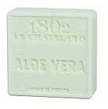 Fragrances, Perfumes, Cosmetics Soap - Le Chatelard 1802 Soap Aloe Vera
