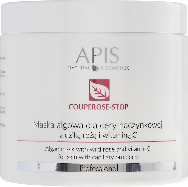 Rosehip Extract Face Mask - APIS Professional Algae Mask