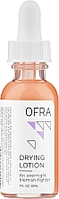 Fragrances, Perfumes, Cosmetics Anti-Acne Drying Lotion - Ofra Drying Lotion