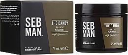 Fragrances, Perfumes, Cosmetics Natural Hold Hair Pomade - Sebastian Professional SEB MAN The Dandy