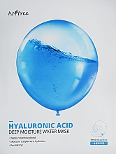 Fragrances, Perfumes, Cosmetics Moisturizing Hyaluronic Acid Mask - Isntree Hyaluronic Acid Deep Moisture Water Mask