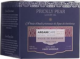 Fragrances, Perfumes, Cosmetics Prickly Pear Ultra-Repair Hair Mask - Arganicare Prickly Pear Ultra-Repair Hair Mask