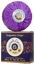 Fragrances, Perfumes, Cosmetics Roger & Gallet Gingembre - Scented Soap