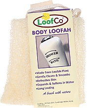 Fragrances, Perfumes, Cosmetics Natural Body Sponge - LoofCo Body Loofah