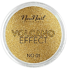 "Fragrances, Perfumes, Cosmetics Nail Art Sequins ""Volcano Effect"" - NeoNail Professional Volcano Effect"