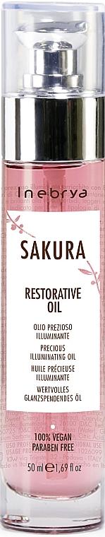 Repair Oil - Inebrya Sakura Restorative Oil