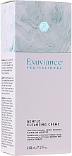 Fragrances, Perfumes, Cosmetics Cleansing Face Cream - Exuviance Gentle Cleansing Cream