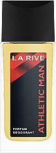 Fragrances, Perfumes, Cosmetics La Rive Athletic Man - Perfumed Deodorant