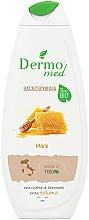 Fragrances, Perfumes, Cosmetics Honey Bath Foam - Dermomed Bath Foam