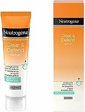 Fragrances, Perfumes, Cosmetics Cleansing Gel - Neutrogena Clear & Defend Rapid Gel