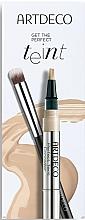 Fragrances, Perfumes, Cosmetics Set - Artdeco Get The Perfect Teint (conc/1.8ml + brush/1pc)