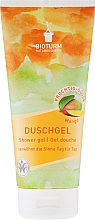 "Fragrances, Perfumes, Cosmetics Shower Gel ""Mango"" - Bioturm Mango Shower Gel No.75"