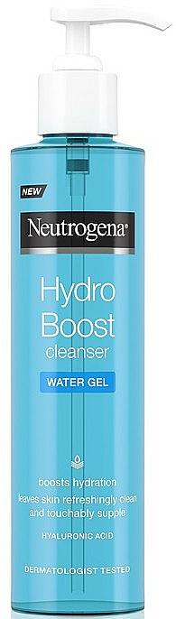 Cleansing Gel for Face - Neutrogena Hydro Boost Cleanser Water Gel