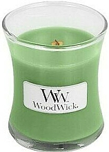 Fragrances, Perfumes, Cosmetics Scented Candle in Glass - WoodWick Candle Hemp And Ivy