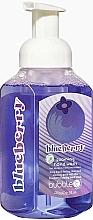 Fragrances, Perfumes, Cosmetics Hand Wash Foam - TasTea Edition Blueberry Foaming Hand Wash