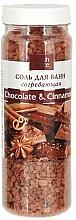 Fragrances, Perfumes, Cosmetics Bath Salt - Fresh Juice Chocolate & Cinnamon