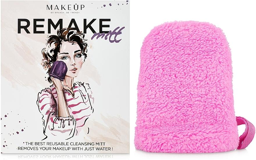 """Makeup Remover Glove, pink """"ReMake"""" - MakeUp"""
