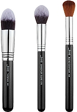 Fragrances, Perfumes, Cosmetics Makeup Brush Set, T309, 3pcs - Jessup