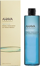 Fragrances, Perfumes, Cosmetics Toning Mineral Face Lotion - Ahava Time To Clear Mineral Toning Water