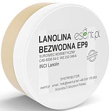 Fragrances, Perfumes, Cosmetics Anhydrous Lanolin - Esent
