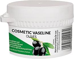 Fragrances, Perfumes, Cosmetics Face Cream - Pasmedic Cosmetic Vaseline Olives