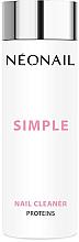 Fragrances, Perfumes, Cosmetics Simple Nail Cleaner - NeoNail Professional Simple Nail Cleaner Proteins