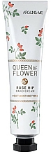 Fragrances, Perfumes, Cosmetics Rose Hip Hand Cream - Welcos Around Me Queen of Flower Rose Hip Hand Cream