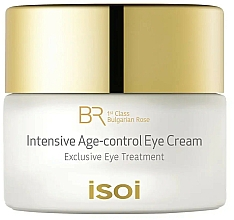 Fragrances, Perfumes, Cosmetics Eye Cream - Isoi Bulgarian Rose Intensive Age Control Eye Cream