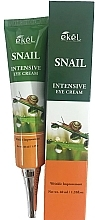 Fragrances, Perfumes, Cosmetics Snail Mucin Eye Cream - Ekel Snail Intensive Eye Cream