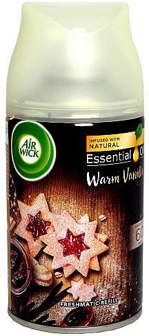 Air Freshener - Air Wick Freshmatic Warm Vanilla — photo N1