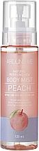 "Fragrances, Perfumes, Cosmetics Body Mist ""Peach"" - Welcos Around Me Natural Perfume Vita Body Mist Peach"