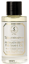 Fragrances, Perfumes, Cosmetics Pre-Shave Oil - Taylor of Old Bond Street Aromatherapy Pre-Shave Oil