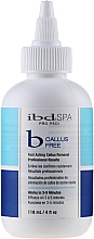 Fragrances, Perfumes, Cosmetics First Acting Callus Remover - IBD Spa Pro Pedi B-Callus Free