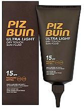 Fragrances, Perfumes, Cosmetics Body Fluid - Piz Buin Ultra Light Dry Touch SPF15