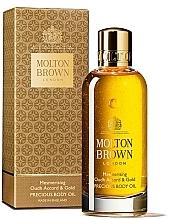 Fragrances, Perfumes, Cosmetics Molton Brown Mesmerising Oudh Accord & Gold Precious Body Oil - Body Oil