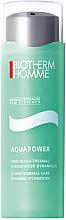 Fragrances, Perfumes, Cosmetics Moisturizing Gel for Normal & Combination Skin - Biotherm Homme Aquapower Oligo-Thermal Care Dynamic Hydration