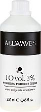 Fragrances, Perfumes, Cosmetics Oxidant Cream - Allwaves Cream Hydrogen Peroxide 3%